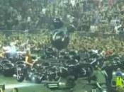 guitariste Metallica blesse enfant pendant concert