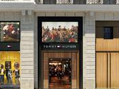 Tommy Hilfiger Paris Champs-Elysées, plus grande boutique d'Europe