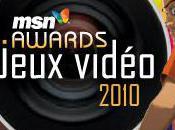 Awards Jeux Vidéo 2010