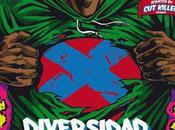 Diversidad, disque fait avec artistes urbains toute l'Europe