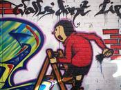 Brussels graffiti tour