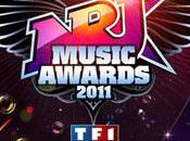 Lady Gaga reine nominations Music Awards 2011