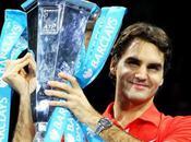 Masters Londres Federer Vainqueur