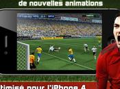nouvelle version Real Football 2011 pour iDevices l'AppStore