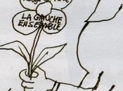 célébre dessinateur Siné apporte soutien Anne Gilles Garnier