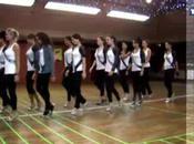 Miss France 2011 filles sont pleine répet' preuve vidéo