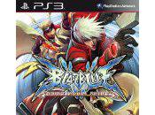 T'as blues hivernal Sortie BlazBlue Continuum Shift aujourd'hui