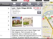 SeLoger surfe succès l'AppStore lance nouvelles applications pour iPhone iPad