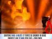 Axel Alizée Tango enflammé France incroyable talent