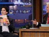 Somerhalder: Leno Show-Photos