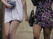 filles mini jupes