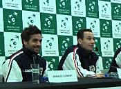 Coupe Davis 2010 FINALE Vidéo Retour double (04/12/2010)