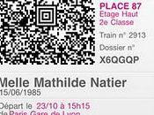 iDTGV 4ème appli iPhone SNCF