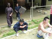 point Chine… arts martiaux glande travail envies…