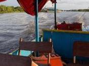 Cambodge Village flottant Tonlé