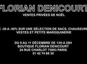 Ventes Privées Florian Denicourt