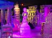 Paris, voyagez autour monde avec l'exposition sculptures glace