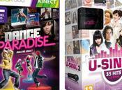 U-Sing Dance Paradise chantez dansez pour Noël