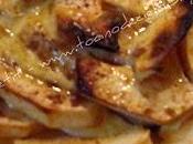Tarte pommes alsacienne Tarta manzanas alsaciana