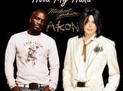 vidéoclip Michael Jackson Akon Hold Hand
