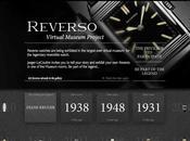 plus grand musée virtuel pour mythique montre réversible Reverso Jaeger-LeCoultre