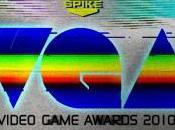 Récapitulatif Video Game Awards 2010