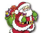 Bientôt Noël... Papa Noël, voici lettre... Llega Navidad... carta...
