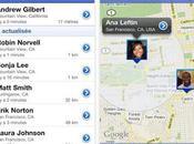 Google Latitude Disponible désormais l'AppStore