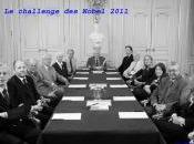 Challenge prix Nobel 2011.