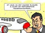 Neige Genève Cointrin bloqué… Stauffer réagit