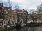 Amsterdam ville toile d'araignée