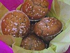 Muffins pain d'épices