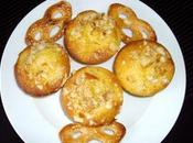 Muffins pommes sirop d'érable
