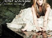 Avril Lavigne Goodbye Lullaby (tracklisting)