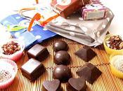 CHOCOLATS PRALINÉ, COCO, FUDGE pour NOËL