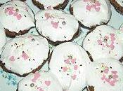 cupcakes chocolat noir coeur blanc façon Nigella