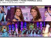Trois Miss France pour l'année 2011!