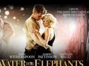 Water Elephants Robert Pattinson. Dossier bande-annonce