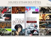 Beaucoup jeux promo Steam! Certains font plaisir!