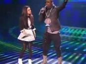 Cher Lloyd protégée Cheryl Cole avec Will