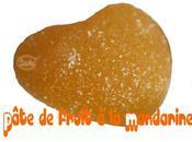 Pâtes Fruits mandarine