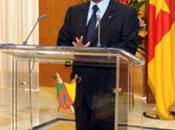 Paul Biya adresse traditionnel message voeux nation vendredi
