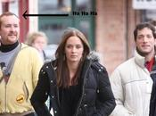 "Emily Blunt promouvant ""The Great Buck Howard"" Festival Sundance"
