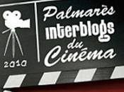 Palmarès Interblogs cinéma Décembre 2010