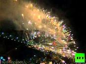 Feux d'artifice spectaculaire pour nouvelle année Sydney