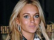 Lindsay Lohan appel pied monde mode