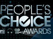 People's Choice Awards 2011 liste stars seront soirée