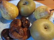 Feuilleté boudin blanc chutney figues