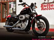 Nouveau sportster harley davidson 2011: xl1200 nightster, roadster vous couper souffle