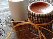 Mousse chocolat noir crème soja